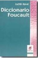 Papel DICCIONARIO FOUCAULT (COLECCION CLAVES)