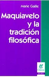 Papel MAQUIAVELO Y LA TRADICION FILOSOFICA