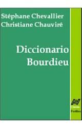 Papel DICCIONARIO BOURDIEU