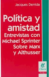 Papel POLITICA Y AMISTAD