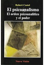 Papel EL PSICOANALISMO EL ORDEN PSICOANALITICO Y EL PODER