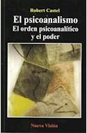 Papel PSICOANALISMO EL ORDEN PSICOANALITICO Y EL PODER