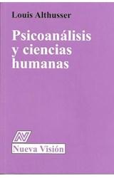 Papel PSICOANALISIS Y CIENCIAS HUMANAS
