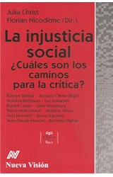 Papel LA INJUSTICIA SOCIAL