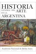 Papel HISTORIA GENERAL DEL ARTE EN LA ARGENTINA X