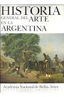 Papel HISTORIA GENERAL DEL ARTE EN LA ARGENTINA III (CARTONE)