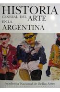 Papel HISTORIA GENERAL DEL ARTE EN LA ARGENTINA [TOMO 11] (CARTONE)