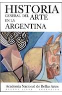 Papel HISTORIA GENERAL DEL ARTE EN LA ARGENTINA [TOMO 12] (CARTONE)