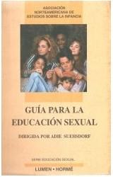 Papel GUIA PARA LA EDUCACION SEXUAL