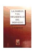 Papel FAMILIA Y EL DESARROLLO DEL INDIVIDUO LA