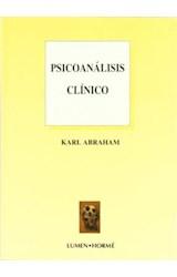 Papel PSICOANALISIS CLINICO