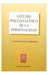 Papel ESTUDIO PSICOANALITICO DE LA PERSONALIDAD