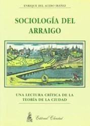 Libro Sociologia Del Arraigo