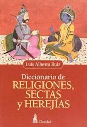 Libro Diccionario De Religiones Sectas Y Herejias