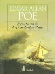 Libro Aventuras De Arthur Gordon Pym