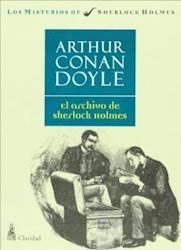 Papel Archivo De Sherlock Holmes
