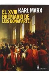 Papel EL XVIII BRUMARIO DE LUIS BONAPARTE