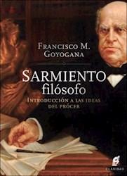 Libro Sarmiento Filosofo
