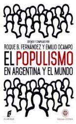 Libro El Populismo En Argentina Y El Mundo