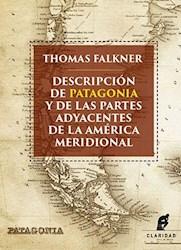 Libro Descripcion De Patagonia Y De Las Partes Adyacentes