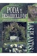 Papel PODA Y DESARROLLO DE LAS PLANTAS ASESORIA TECNICA (CARTONE)