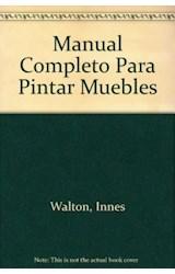 Papel MANUAL COMPLETO PARA PINTAR MUEBLES (CARTONE)