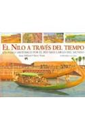 Papel NILO A TRAVES DEL TIEMPO UN PASEO HISTORICO POR EL RIO MAS LARGO DEL MUNDO (CARTONE)
