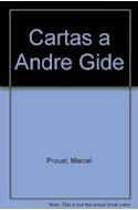 Papel CARTAS A ANDRE GIDE (COLECCION BITACORA)