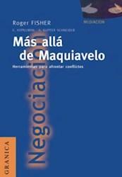 Libro Mas Alla De Maquiavelo