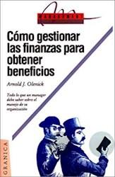 Papel Como Gestionar Las Finan P/Obtener Beneficio