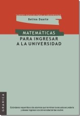 Papel Matematicas Para Ingresar A La Universidad
