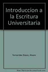 Papel Introduccion A La Escritura Universitaria