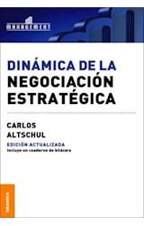 Papel DINAMICA DE LA NEGOCIACION ESTRATEGICA