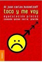 Papel TOCO Y ME VOY (EYACULACION PRECOZ CUANDO QUIEN CORRE, PIERDE