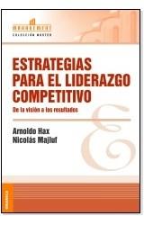 Papel ESTRATEGIAS PARA EL LIDERAZGO COMPETITIVO