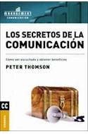 Papel SECRETOS DE LA COMUNICACION COMO SER ESCUCHADO Y OBTENEGA BENEFICIOS (MANAGEMENT COMUNICACION)