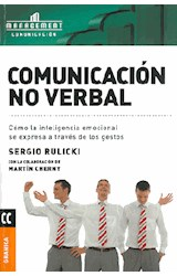 Papel COMUNICACION NO VERBAL (COMO LA INTELIGENCIA EMOCIONAL SE EX