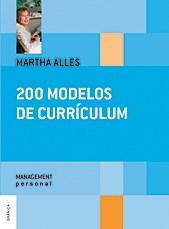 Libro 200 Modelos De Curriculum