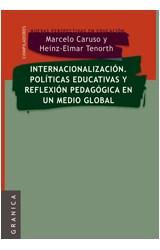 Papel INTERNACIONALIZACION. POLITICAS EDUCATIVAS Y REFLEXION PEDAG