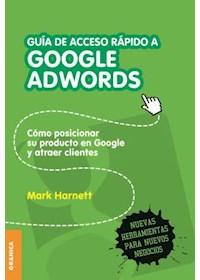 Papel Guia De Acceso Rapido: Google Adwords