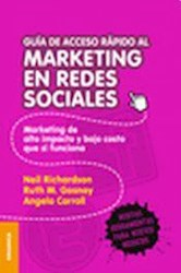 Libro Guia De Acceso Rapido Al Marketing En Redes Sociales
