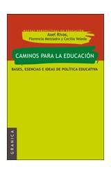 Papel CAMINOS PARA LA EDUCACION