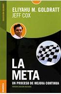 Papel META UN PROCESO DE MEJORA CONTINUA [30 EDICION ESPECIAL] (COLECCION GOLDRATT)