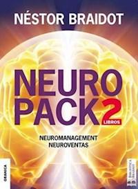 Libro Neuro Pack Vol 1  2 Libros