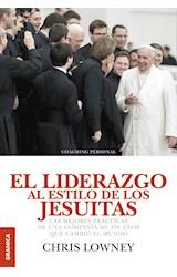 Papel EL LIDERAZGO AL ESTILO DE LOS JESUITAS