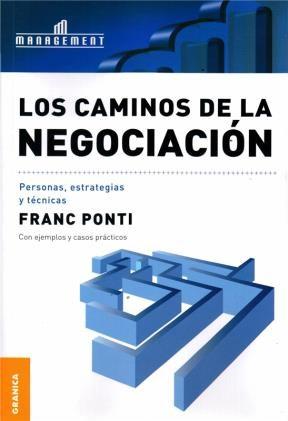 E-book Caminos De La Negociación, Los