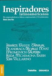 Libro Inspiradores Latinoamericanos
