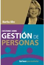 Papel CUESTIONES SOBRE GESTION DE PERSONAS