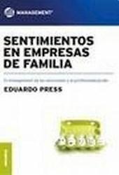 Libro Sentimientos En Empresas De Familia