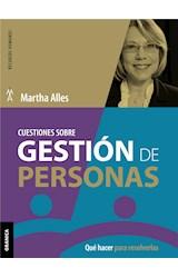 E-book Cuestiones sobre gestión de personas